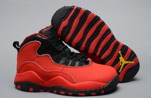 Air Jordan 10 Kids Shoes-1