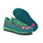 Mens Nike KD 6 Elite Green