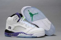 Air Jordan Retro 5 Women Shoes-7