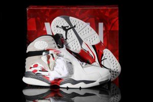 Air Jordan Retro 8 Shoes-1