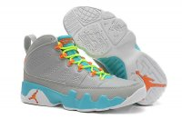 Air Jordan 9 Women Shoes-5