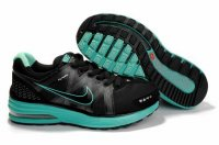Nike Lunar Max Black LightBlue Mens Shoes