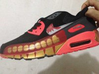 2015 Nike Air Max 90 Men and Women Shoes-23