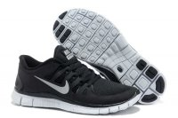 Nike Free 5.0 2V Black Gray Shoes